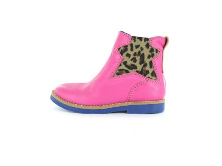 ShoesMe Star Boot (Pink)